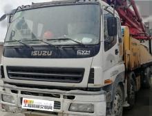 2011年三一五十铃46米泵车(叉腿)