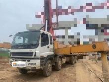 终端精品出售10年出厂三一五十铃46米泵车(叉腿)