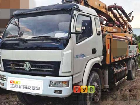 车主转让14年出厂徐工东风23米泵车(国四 还有一台同款裸车)