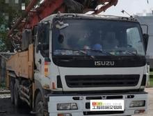 精品出售11年11月三一五十铃46米泵车