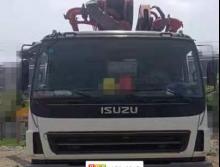 精品出售13年5月份三一五十铃56米泵车