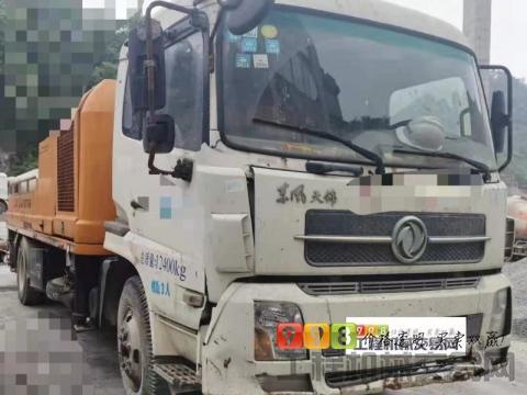 出售2013年中联10018车载泵