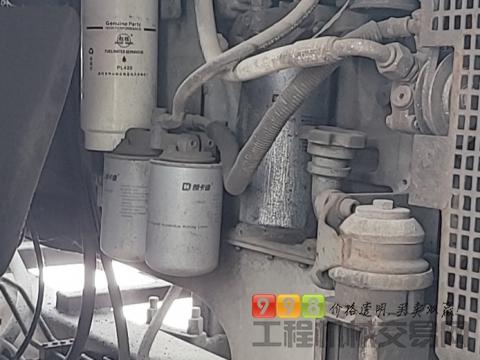 精品出售17年中联解放10022车载泵(暂不出售)