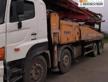 精品出售11年6月出厂三一日野48米泵车