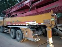 精品出售14年徐工五十铃52米泵车