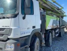 精品出售19年中联奔驰56米泵车(7万方,国五)