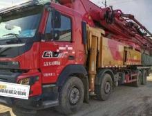 出售2019年三一沃尔沃62米泵车
