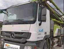 终端出售2019年出厂中联奔驰49米(国五)