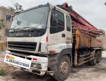 出售10年三一五十铃37米泵车(一手)