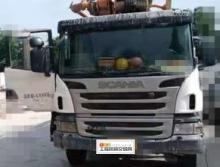 出售2013年中联斯堪尼亚底盘56米泵车