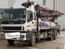 出售12年8月中联五十铃叉腿38米泵车