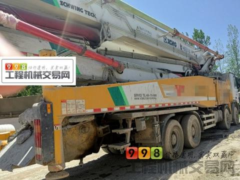 车主转让17年出厂徐工奔驰62米泵车(国四 )