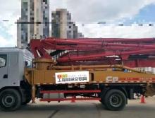 精品出售18年三一37米泵车