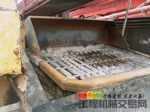 极品出售13年徐工奔驰56米泵车
