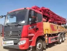 出售2021年5月三一43米泵车(国五准新车)