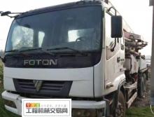 出售11年出厂福田37米泵车