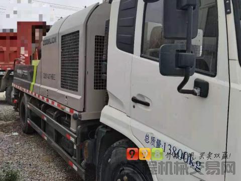 出售2018年中联东风10022车载泵