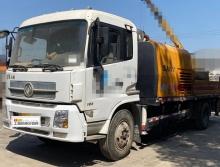 出售11年三一东风底盘9018车载泵(3台打包)