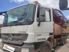 精品出售14年三一奔驰52米泵车(国四精品)