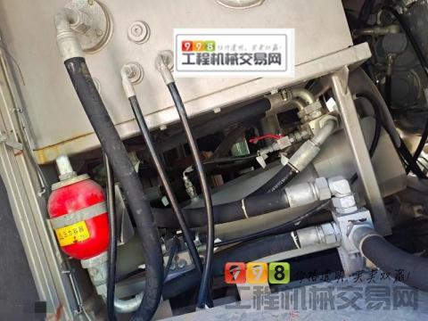 精品出售17年中联解放10022车载泵(国五)