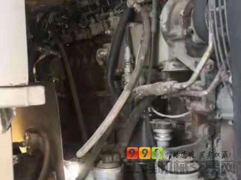 精品转让17年出厂中联10022车载泵(国五)