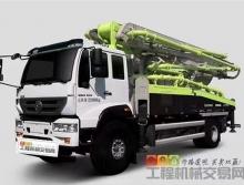 一口价处理2021年出厂中联斯太尔38米泵车(一方未打 最后一批两桥国五)