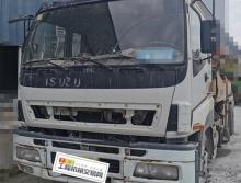 出售10年徐工五十铃底盘37米泵车