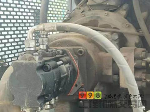 车主转让11年出厂三一9018车载泵