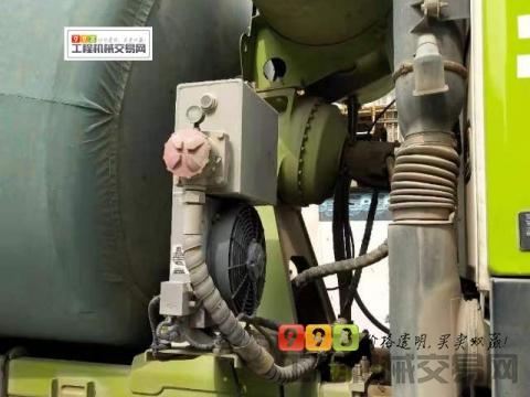转让19年出厂重汽豪沃15方搅拌车