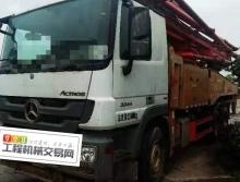 精品出售19年三一奔驰49米泵车(国五C8)
