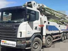 精品出售12年出厂中联斯堪尼亚60米泵车