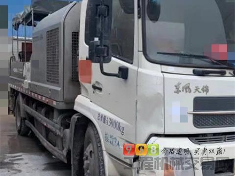 精品出售18年出厂中联10022车载泵