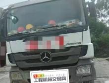 精品转让11年出厂三一奔驰56米泵车(6节臂 大排量 滴油不漏)
