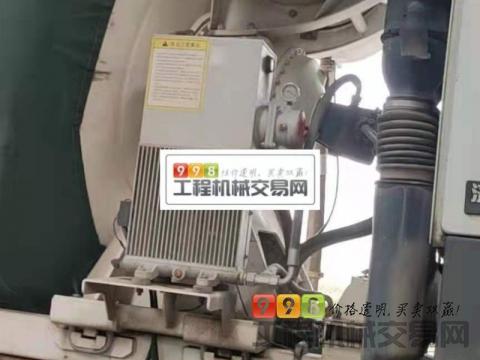 出售19年6月豪沃14方搅拌车(国五)