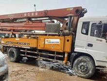 精品出售16年出厂邯工31米泵车