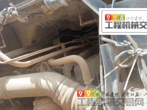 出售14年福田欧曼12方搅拌车(国四带营运证)