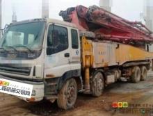出售2011年12月三一五十铃52米泵车