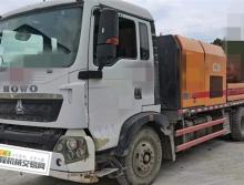 精品转让14年出厂三一11020车载泵(国四  油电两用 原装筛网)