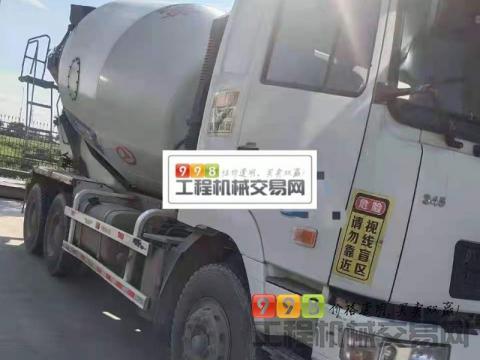 出售17年华菱星马大12方搅拌车(国五2台)
