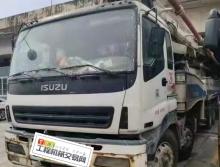 出售2009年中联五十铃52米泵车