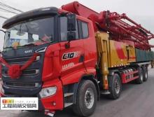 终端直售20年9月三一62米泵车(国五+可接着厂家分期)