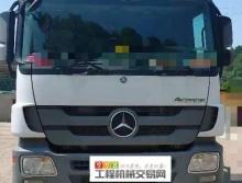 出售2018年三一奔驰三桥48米(国五.仅6万方)