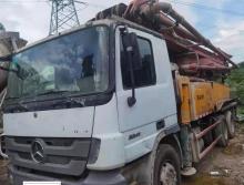 出售12年三一奔驰46米泵车