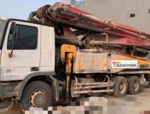终端直售2011年06月三一奔驰46米泵车(三桥叉腿)