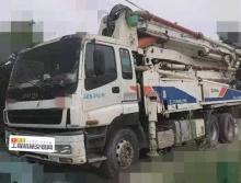 终端直售11年中联五十铃40米泵车