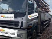 车主出售13年中联五十铃52米泵车