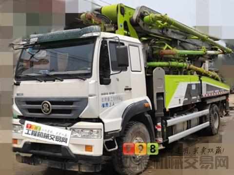 精品出售18年出厂中联38米泵车(国五)