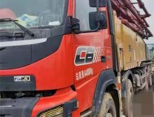 极品出售19年7月份三一沃尔沃56米泵车(国五)