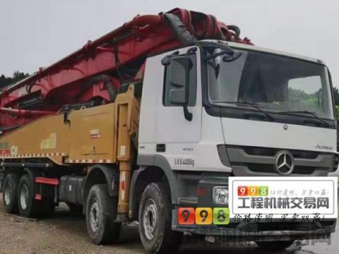 精品出售18年5月三一奔驰56米泵车(经典手动挡)
