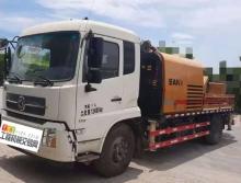 精品出售18年三一东风10020车载泵